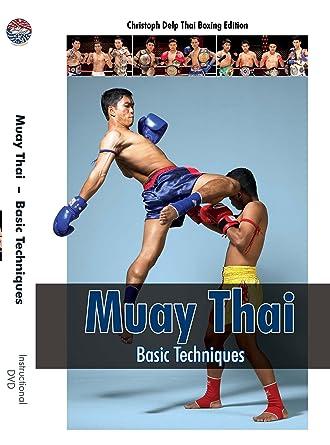 Muay Thai DVD - Basic Techniques: Amazon co uk: DVD & Blu-ray