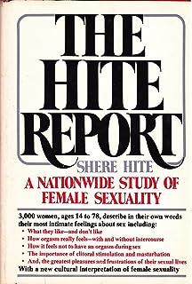 Hite report masturbation speaking