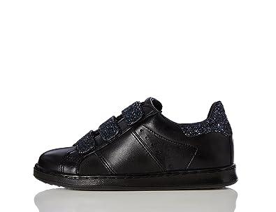 RED WAGON Jungen Budapester-Schuhe, Schwarz (Black), 26.5 EU (9 UK)