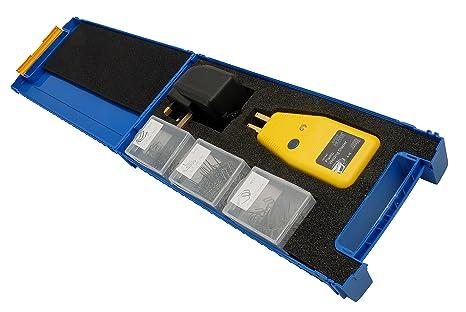 Fast mover Tools, inalámbrico caliente soldadura – Grapadora de plástico, con grapas