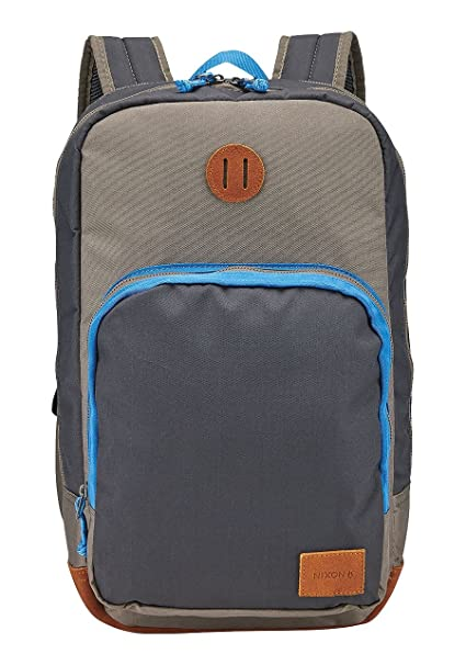 10046933db579e Amazon.com: Nixon Range Backpack Dark Grey/Falcon: Computers ...