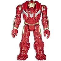 """Marvel Avengers - 12"""" (30.5 cm) Hulkbuster Power FX Figurine - Titan Hero Series - Ages 4+"""