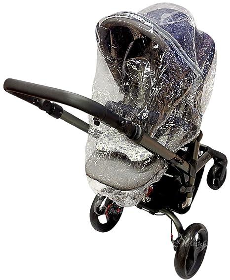 Protector de lluvia para Jane Rider - Cochecito de paseo con ...