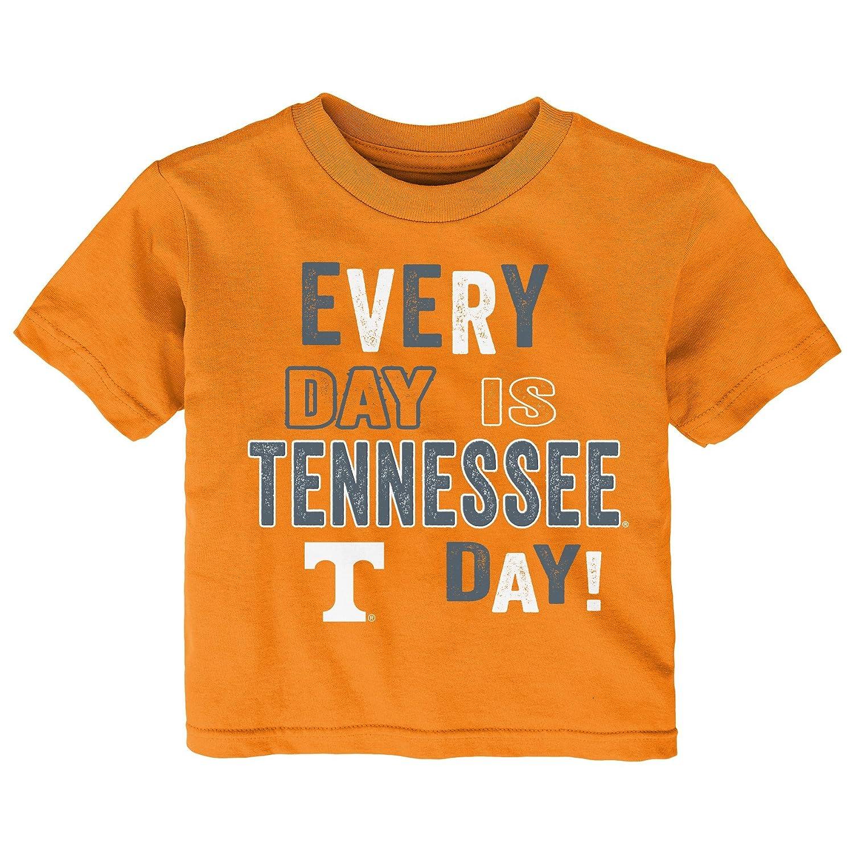 Outerstuff NCAA Tennessee Volunteers Toddler Everyday Short Sleeve Tee Light Orange 3T