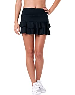 Tail Activewear Womens Classic Skort 10 Black