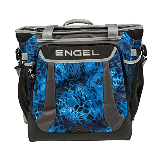Engel Coolers Prym1 Camo High Performance Backpack Coolers Review