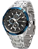 CURREN Analog Black Dial Men's Watch-CUR013