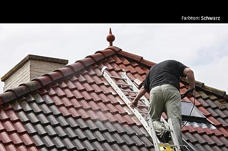 10l soffitto di color nero: vernice made in germany piastrelle