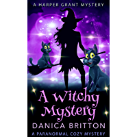 A Witchy Mystery (Harper Grant Mystery Series Book 2) (English Edition)