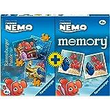 Ravensburger 073443–Jeu Memory et Puzzle Nemo