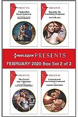 Harlequin Presents - February 2020 - Box Set 2 of 2 Kindle Edition
