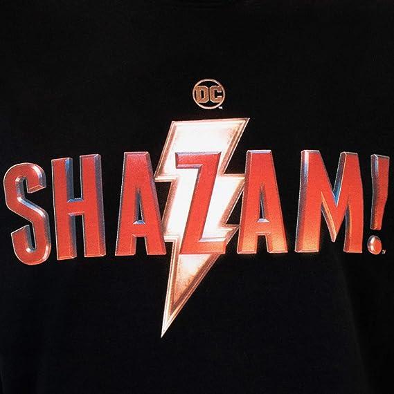 DC Comics Mens Shazam Pyjamas