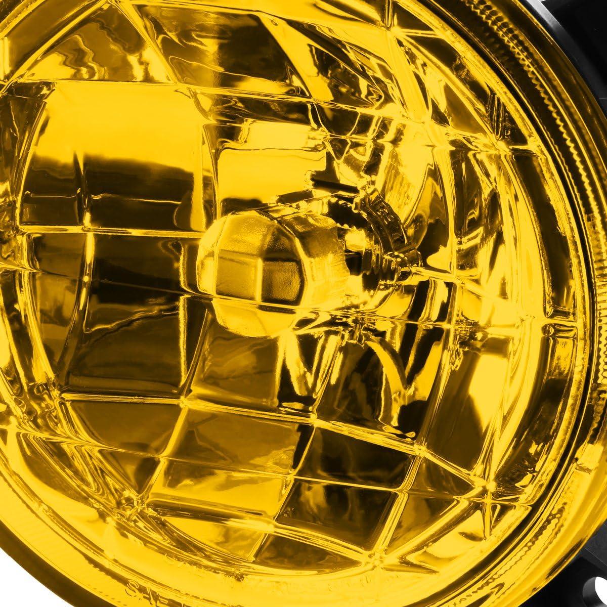 DNA Motoring FL-T036-AM Fog Light Assembly Driver /& Passenger Side