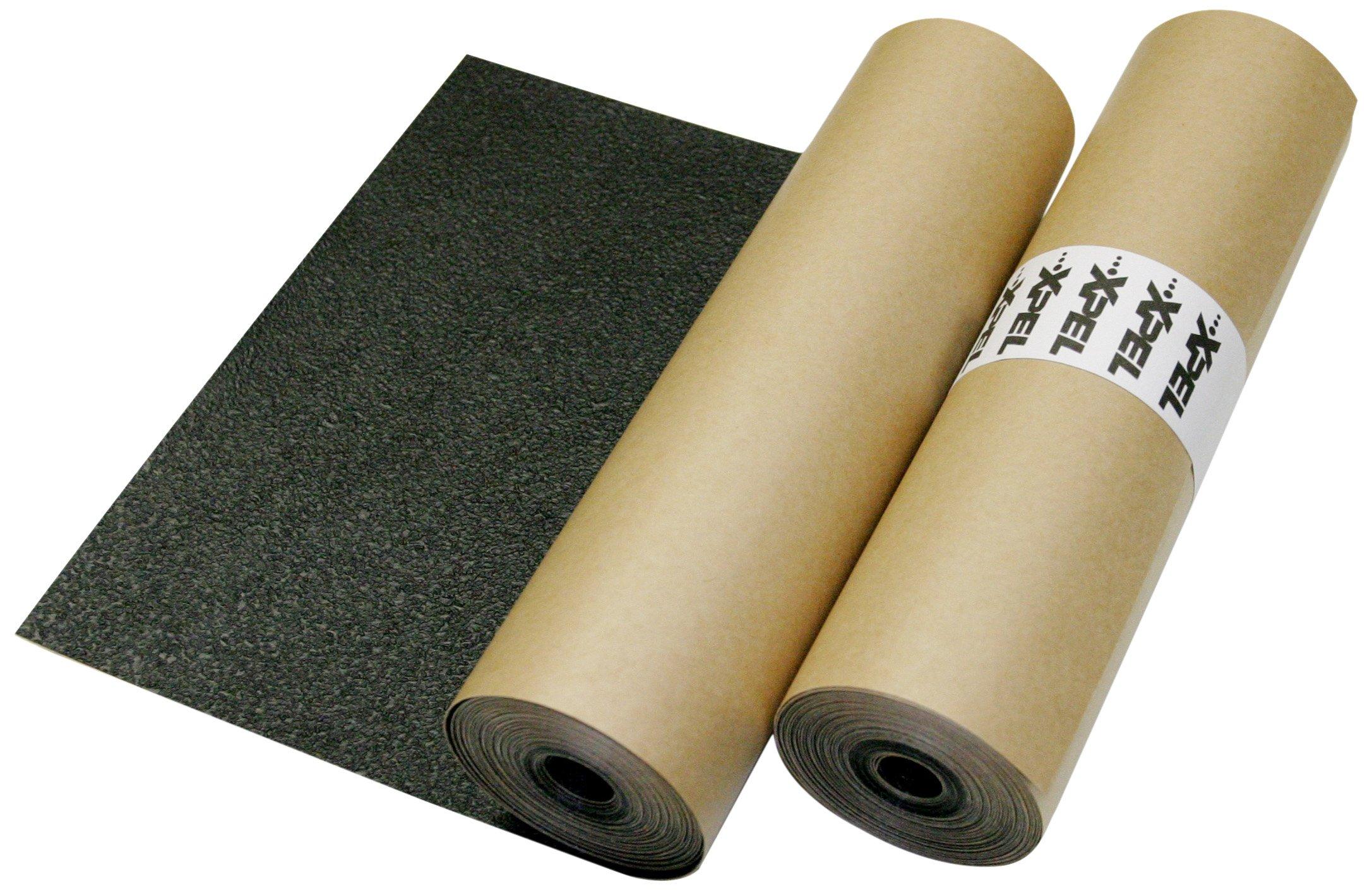 XPEL Black Universal Rocker Panel Guard (9'' x 30') Paint Protection Film Kit (R3028-1)