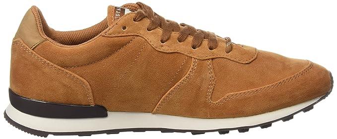 Scalpers Leather Insignia 05:Camel, Zapatos de Cordones para Hombre, 39: Amazon.es: Ropa y accesorios