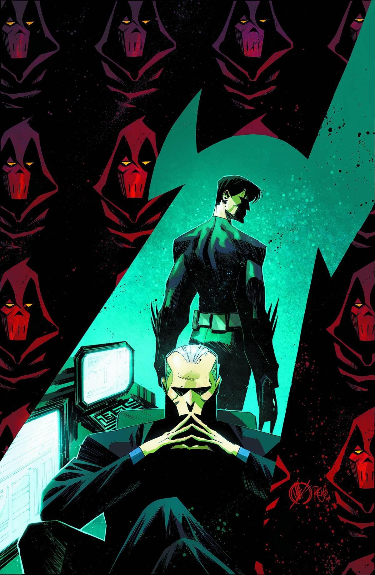 Read Online Batman Beyond Universe #14 pdf
