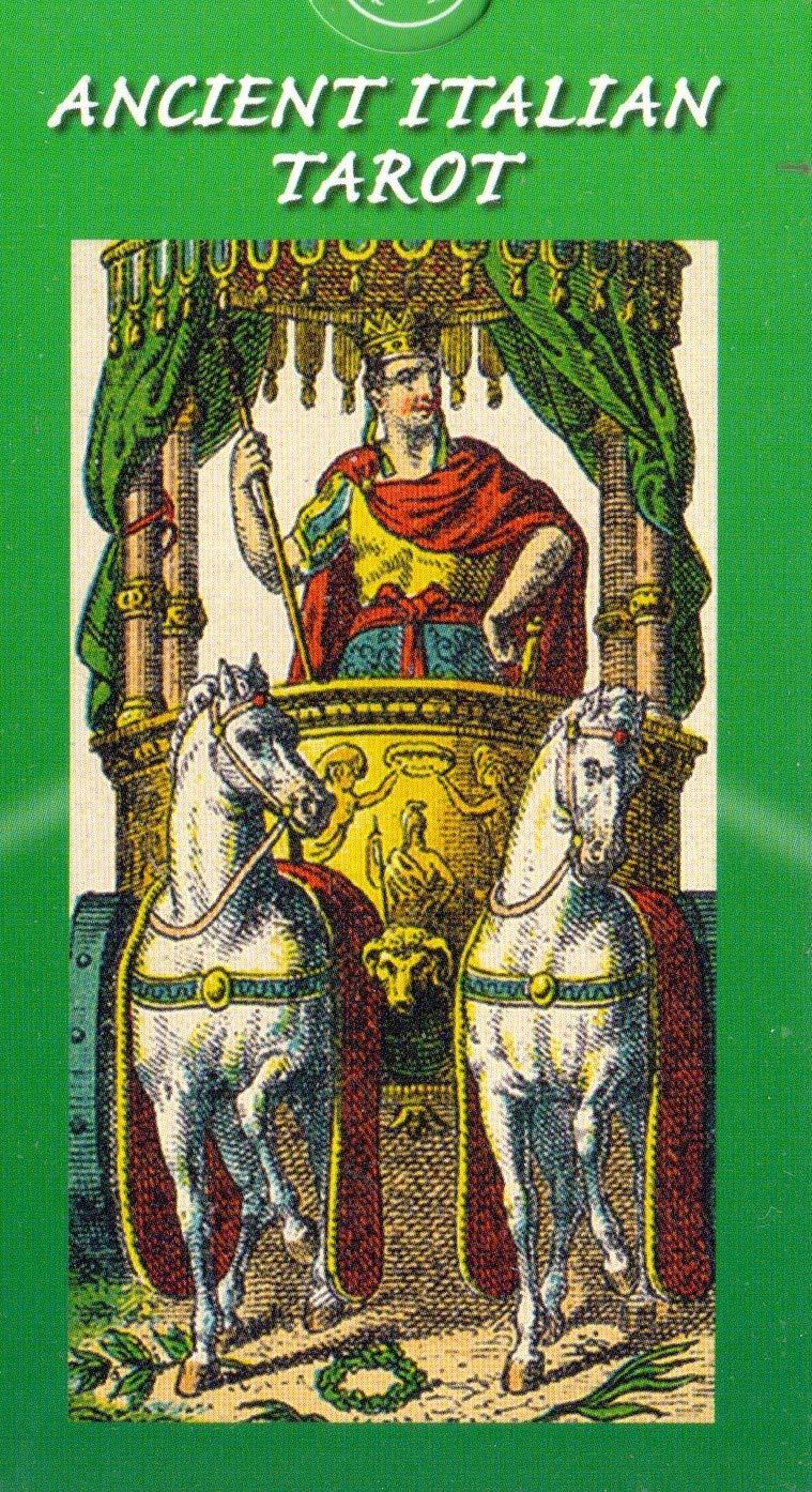 Ancient Italian Tarot: 78 full colour tarot cards