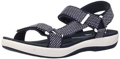 739c020e2df Amazon.com  Clarks Women s Brizo Cady Flat Sandal  Shoes