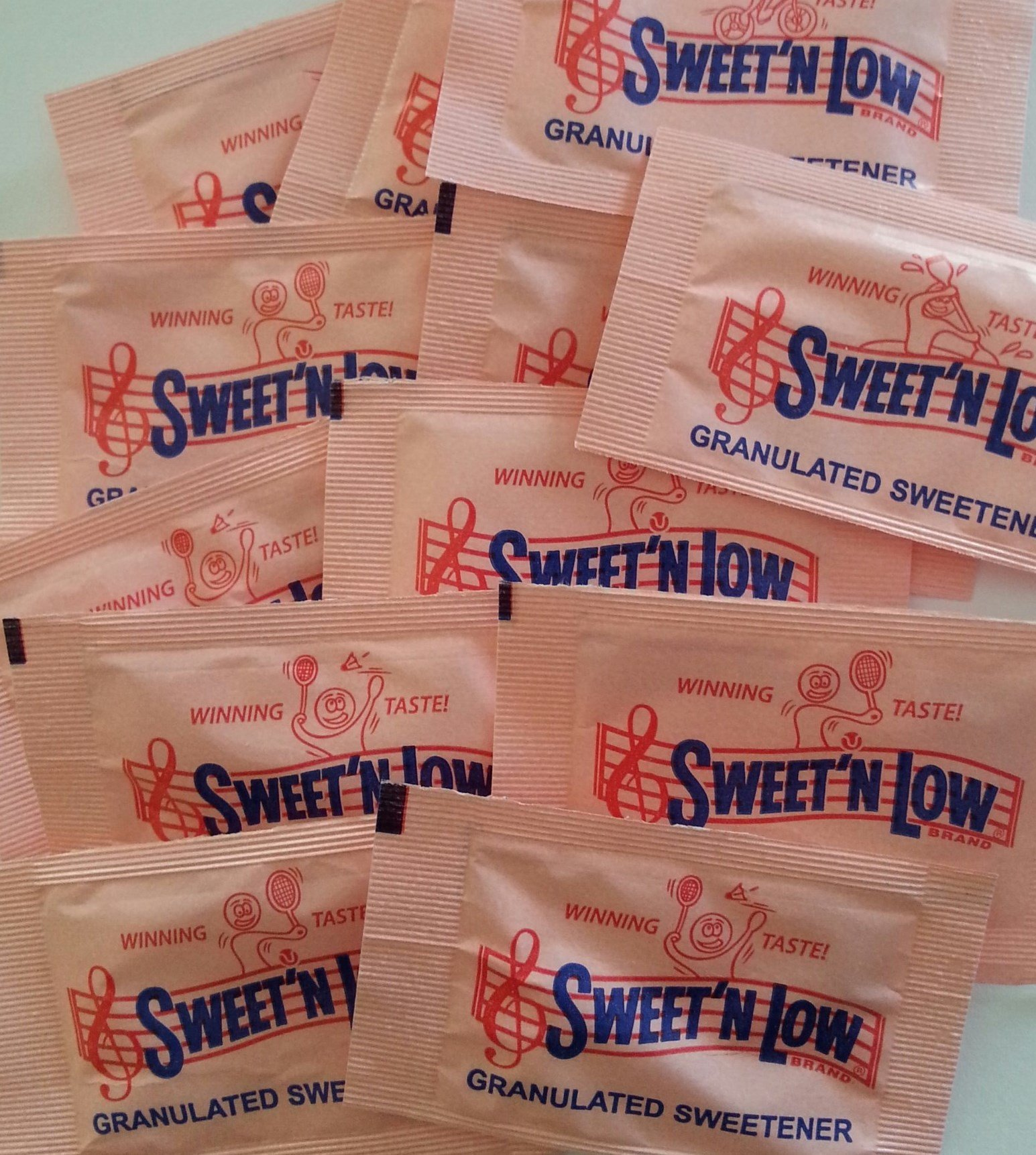 100 (2 x 50) x Sweet 'n Low - Individual Low Calorie Sweetener Sachets