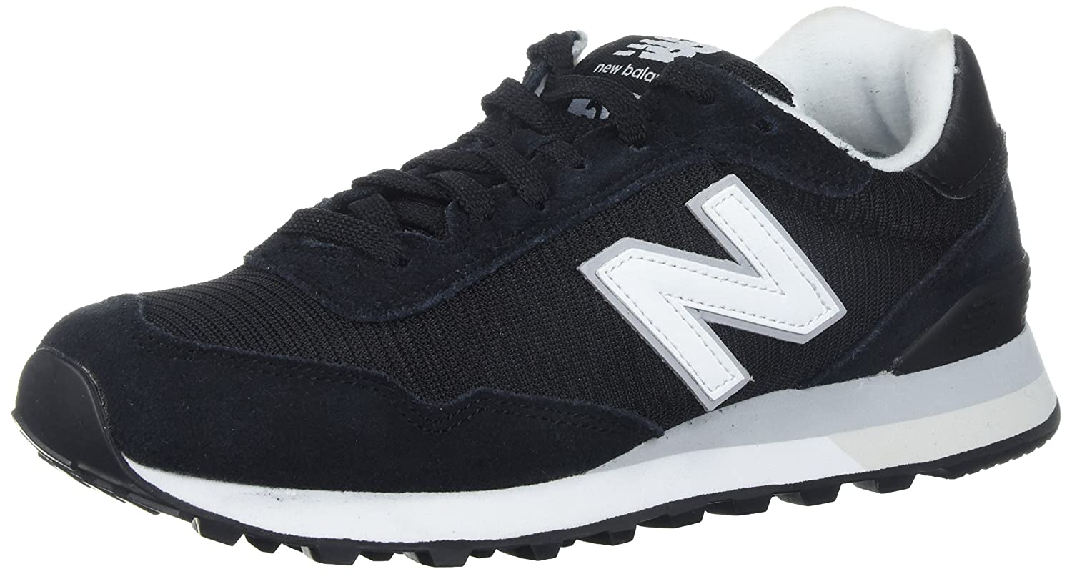 New Balance Women's 515v1 Lifestyle Sneaker B074V82YRJ 8 D US|Black