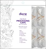 Diane Hair Processing Caps 100 Pack