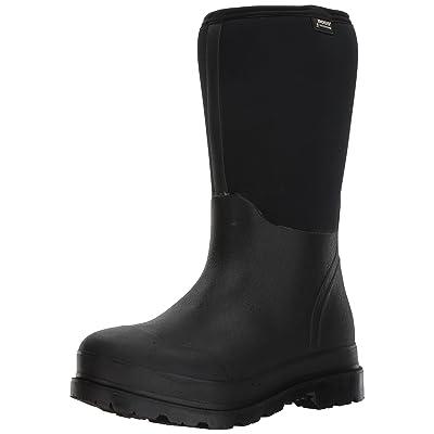 Bogs Men's Stockman Seamless Waterproof Insulated Work Rain Boots | Industrial & Construction Boots