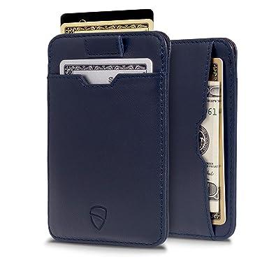 Vaultskin Chelsea Porta tarjetas compacto, cartera con protección ...