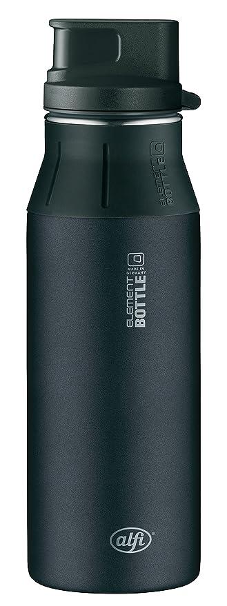 Amazon.com: Alfi elementBottle Pure, potable Botella, acero ...