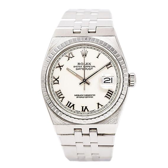 Rolex Datejust cuarzo Mens Reloj 17014 (Certificado) de segunda mano