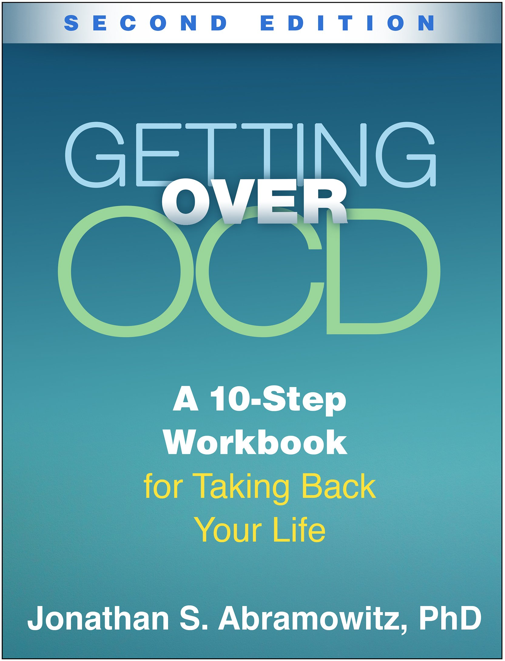 Getting Over OCD Second Self Help product image