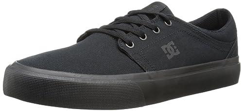 DC Trase TX M Shoe 3BK - Zapatilla Deportiva de Lona Hombre: Amazon.es: Zapatos y complementos