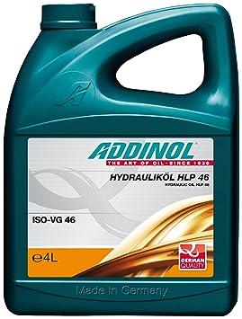 ADDINOL HYDRAULIKÖL HLP 46, 4 Liter