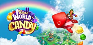 Wonka's World of Candy – Match 3 from Zynga Game Network