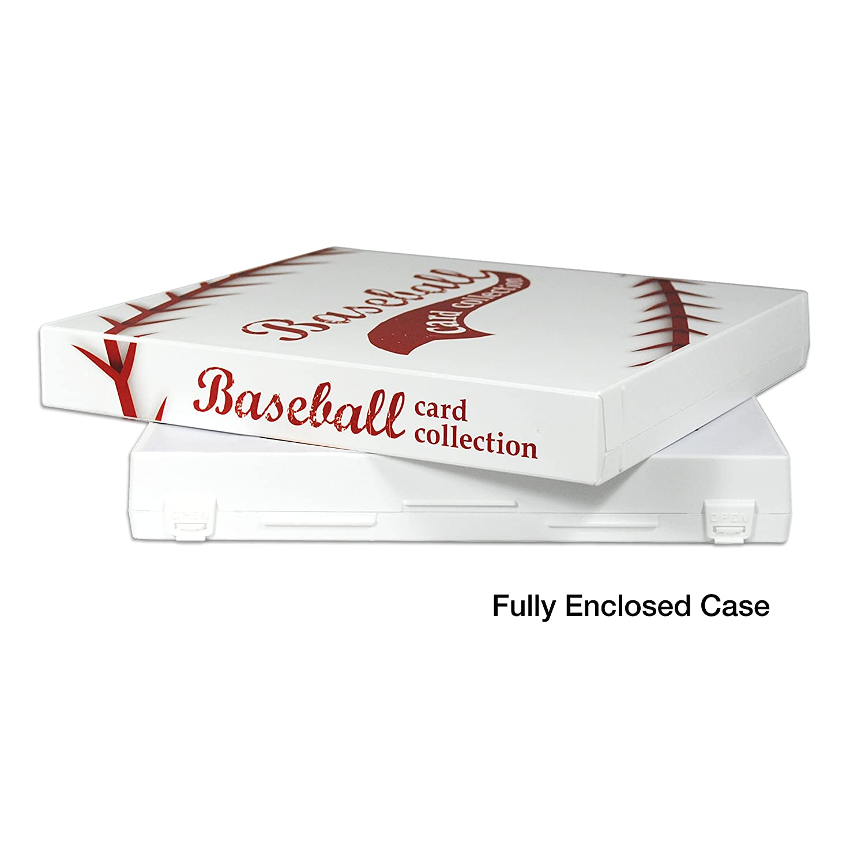 Amazon UniKeep Baseball Trading Card Collection Binder