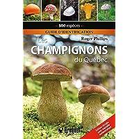 Les champignons du Québec N.E. : Guide d'identification