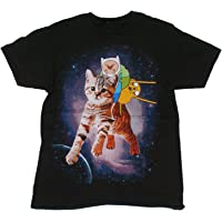 Adventure Time Space Kitty T-Shirt