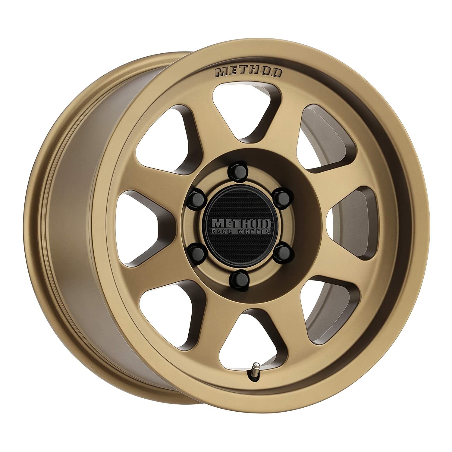 17 x 8.5 inches //8 x 170 mm, 0 mm Offset Method Race Wheels MR701 Method Bronze Wheel with Painted