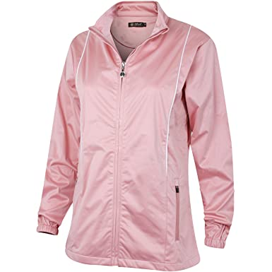 Island Green Ladies Water Resistant Jacket Chaqueta, Mujer ...