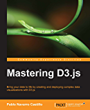 Mastering D3.js - Data Visualization for JavaScript Developers