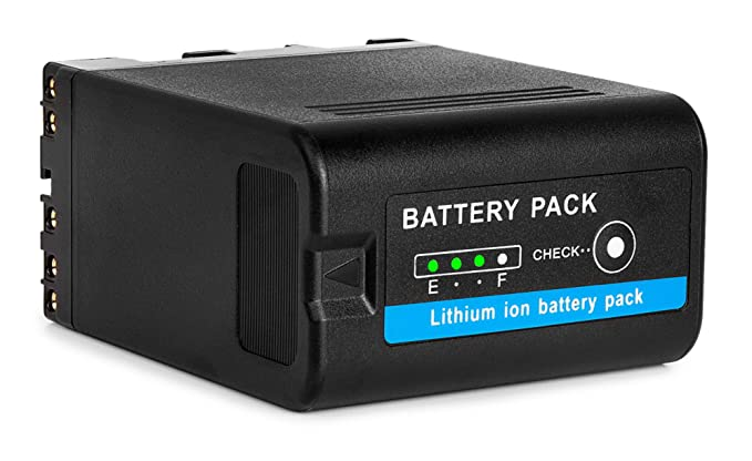 Baxxtar Pro Batería para Sony BP-U60-5200mAh - LG Cells Inside -