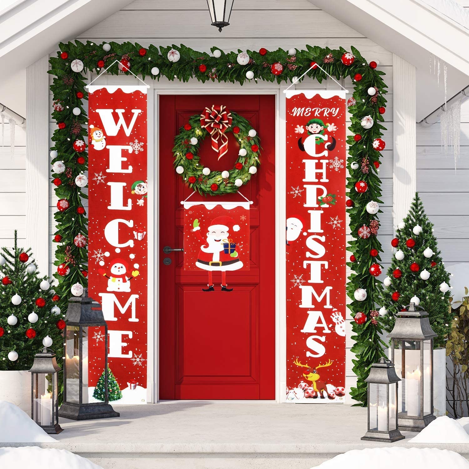 Christmas Decorations For Outside Front Door  from images-na.ssl-images-amazon.com