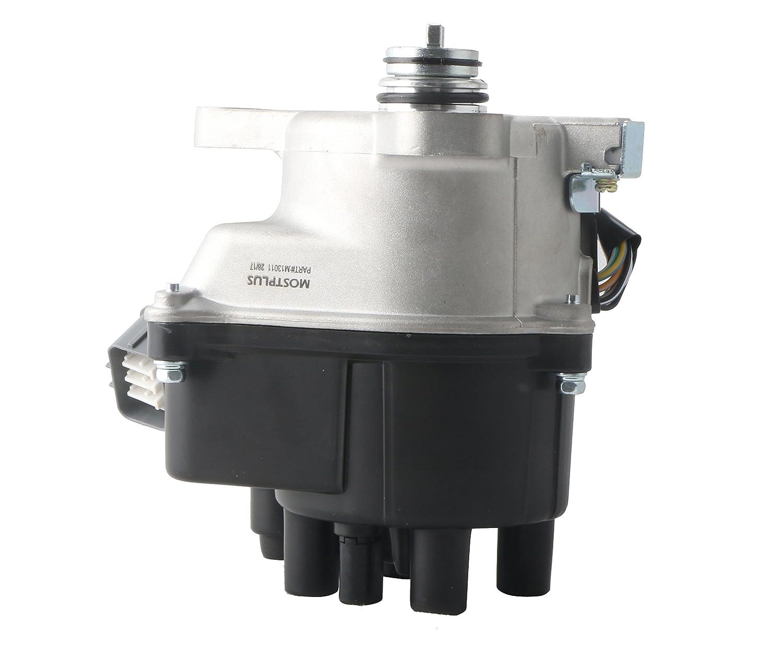 MOSTPLUS New Ignition Distributor for Honda CRV CR-V 2.0L DOHC 30100-P6T-T01