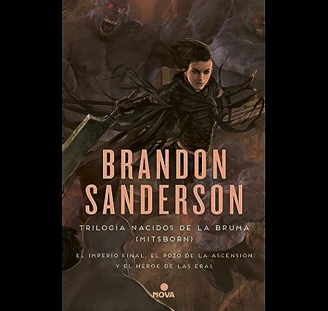 Nacidos de la bruma (Mistborn): Pack con El imperio final, El Pozo de la ascensión y El héroe de las eras eBook: Sanderson, Brandon: Amazon.es: Tienda Kindle