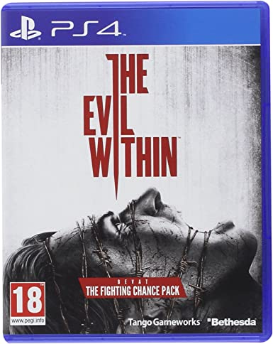 The Evil Within [Importación Francesa]: Amazon.es: Videojuegos