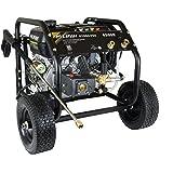 Lifan LFQ4515-CA HydroPro Recoil Pressure Washer, 4500 PSI