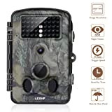 "Amazon Price History for:Trail Camera 12MP 1080P 2.4"" LCD Game Hunting Camera w/ 42pcs IR LEDS 120° Wide Angle Infrared Night Vision up to 65ft, IP54 Spray Water Protection"
