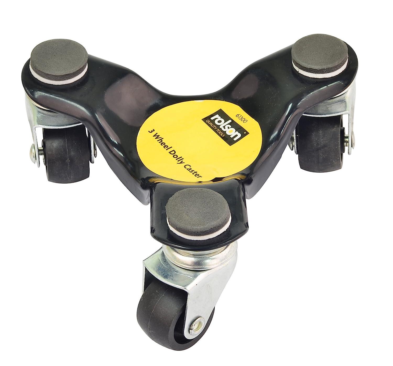 Rolson 61300 Three Wheel Dolly Castor Mover