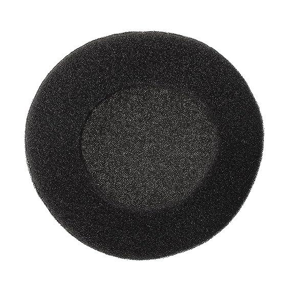 Espuma Protector Almohadillas pa Headset Auriculares (10 unidades, 64mm de diámetro): Amazon.es: Electrónica