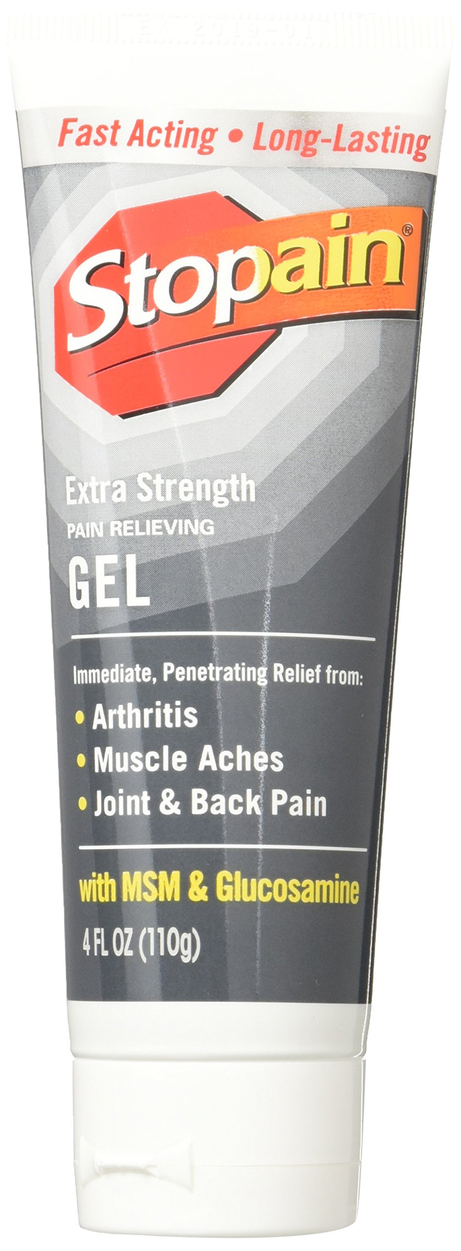 Extra Strength Ginkgo 120 Mg: Amazon.com: Stopain Extra Strength Pain Relief Roll-On, 3