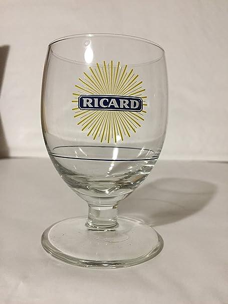 Ricard - Juego de 6 Vasos de balón solarise 11 Cl: Amazon.es: Hogar